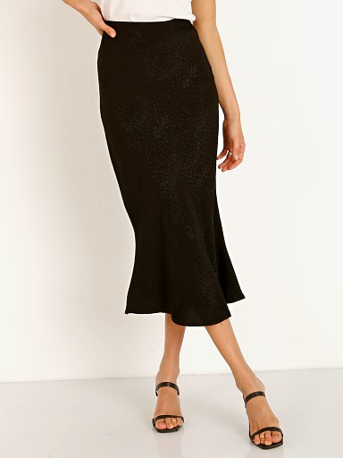 LACAUSA Francoise Skirt Tar
