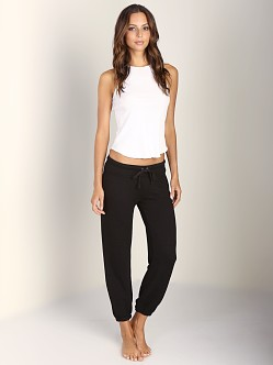 Splendid Soft French Terry Pants Black