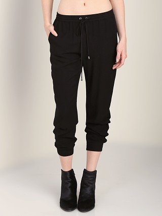 Splendid Voile Pant Black