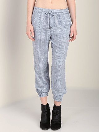 Complete the look: Splendid Voile Pant White/Navy Pinstripe