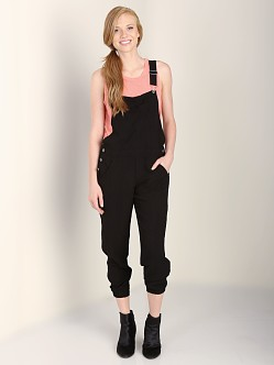 Splendid Overalls Black