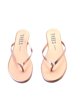 Tkees Shadows Flip Flop Beach Pearl