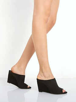 Seychelles Perfect Match Mules Black