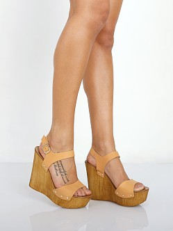 Seychelles Carina Wedge Tan