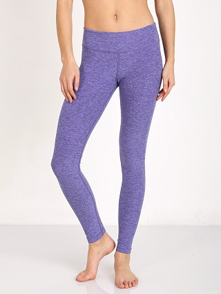 Beyond Yoga Spacedye Essential Long Legging Faded Denim/Lavender