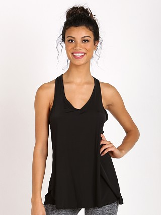 Beyond Yoga V Neck Layer Tank Black