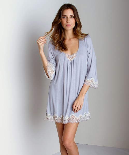 Eberjey Earth Angel Tunic Slate
