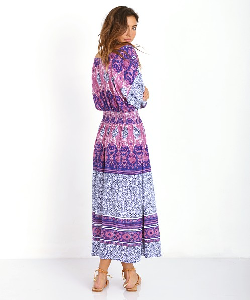 Free People She's A Lady Dress Royal