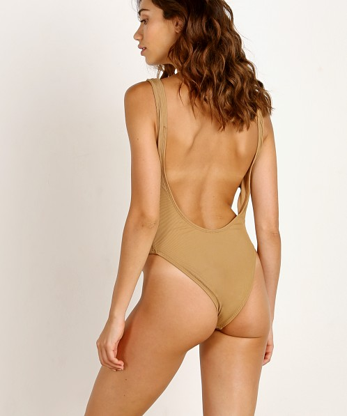 L Space Mayra One Piece Camel
