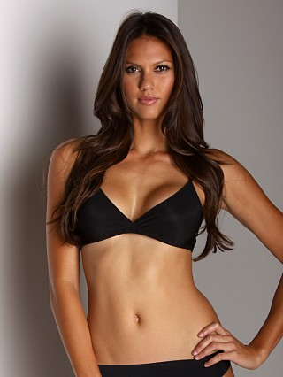 Only Hearts Second Skin Soft Cup Bra Black