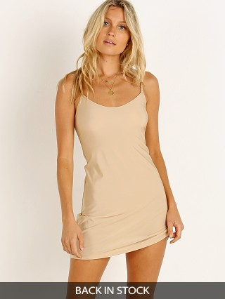 Only Hearts Second Skin Short Slip Nude