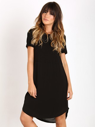 Splendid Mix Medium Dress Black
