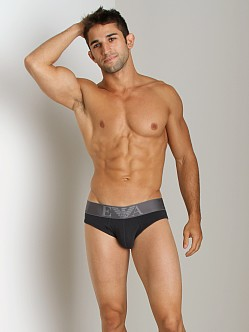 Emporio Armani Soft Hip Brief Marine