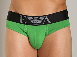 Emporio Armani Soft Hip Brief Mint Green