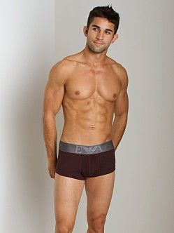 Emporio Armani Soft Trunk Burgundy