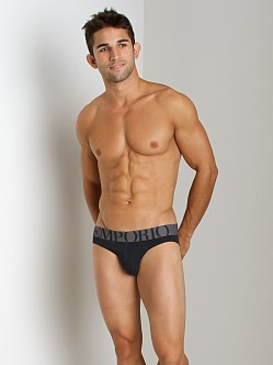 Emporio Armani Eagle Stretch Cotton Brief Marine