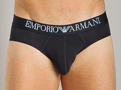 Emporio Armani Modal Hip Brief Marine