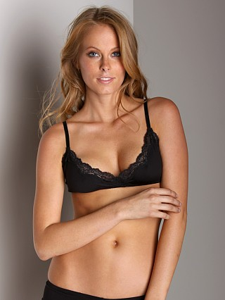 Itty Bitty Bra Bralette Black