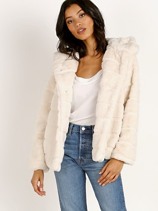 Complete the look: APPARIS Goldie Faux Fur Jacket Ivory