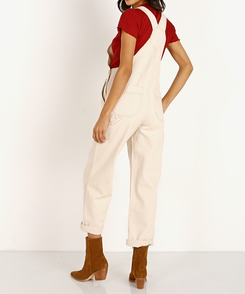 Brixton Christina Overall Natural
