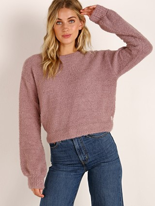 Brixton Maiden Sweater Mauve