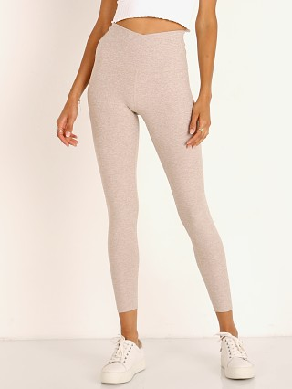 Beyond Yoga Spacedye Leisure High Waisted Legging Sand Swept