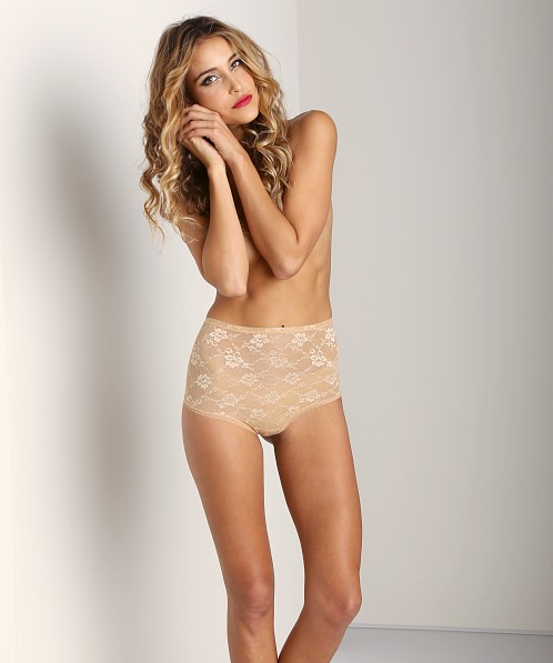 Cosabella Glam Smooth Shaper Brief Nude