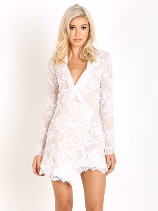 Stone Cold Fox Fillmore Dress White