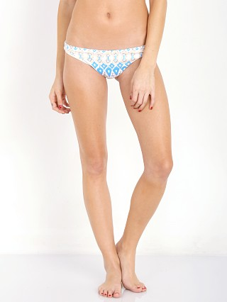 Complete the look: Eberjey Bleached Blues Coco Bikini Bottom