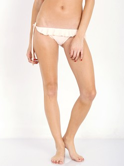 Eberjey So Solid Willow Bikini Bottom Shell