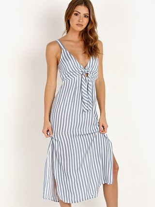 Auguste the Label Nautica Shore Midi Dress Blue Stripe
