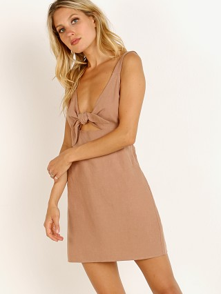 Auguste the Label Shores Mini Dress Sand
