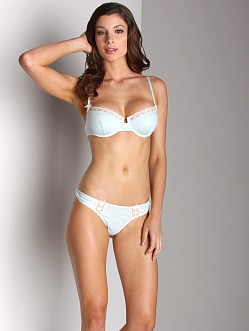 Cosabella Devon Bra Mint Blue