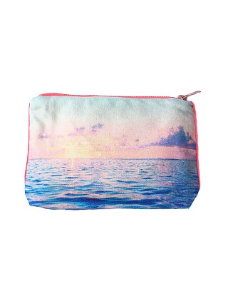 Samudra Lagoon Sunsets Baby Pouch
