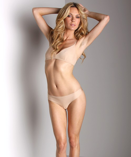 Cosabella Aire Low Rise Thong Blush