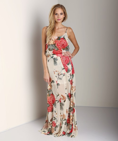 Show Me Your Mumu Princess Di Ball Gown Lady Rose