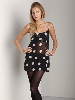 Show Me Your Mumu Estella Topslip Polka Dot