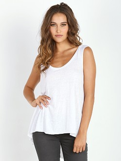 Free People Cruz Cape Tank White