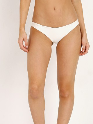 Complete the look: MIKOH Zuma Bikini Bottom Bone