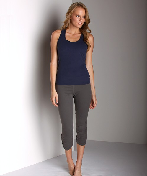 Beyond Yoga Supplex Racerback Cami Navy