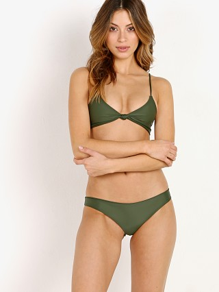Complete the look: MIKOH Kaloko Bikini Top Jungle