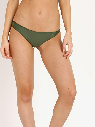 Complete the look: MIKOH Zuma Bikini Bottom Jungle