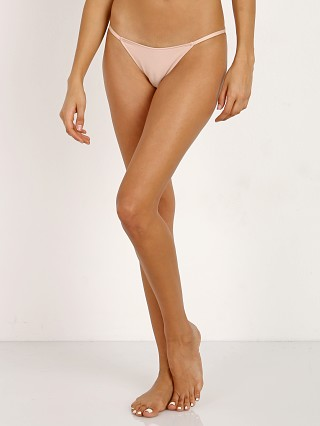 Complete the look: Only Hearts So Fine String Bikini Nude