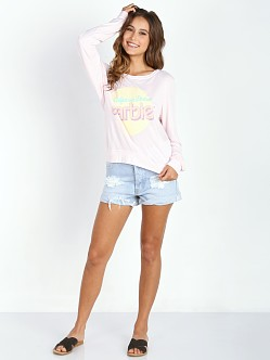 WILDFOX California Dream Baggy Beach Jumper