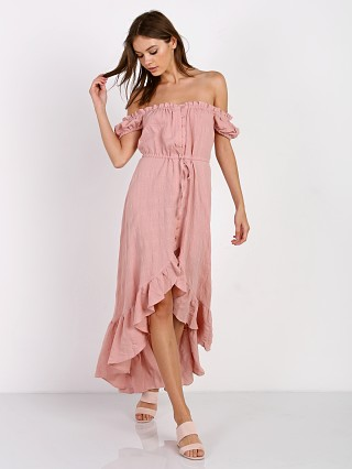 Auguste Willow Day Dress Blush