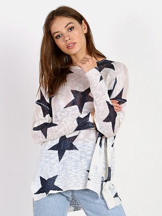 Show Me Your Mumu Bonfire Sweater Stars