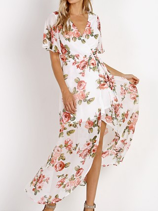 Show Me Your Mumu Marianne Wrap Dress Rosie Posie