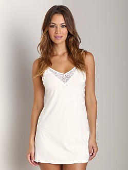 Only Hearts So Fine with Lace Chemise Creme