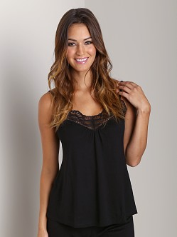 Only Hearts Venice Low Back Cami Black