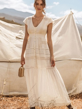 Spell & The Gypsy Suki Gown White